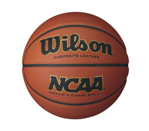 Wilson NCAA Replica Basketball, Offical Size