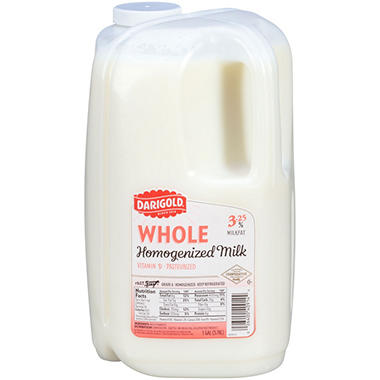 Darigold Vitamin D Whole Milk (1 gal.)