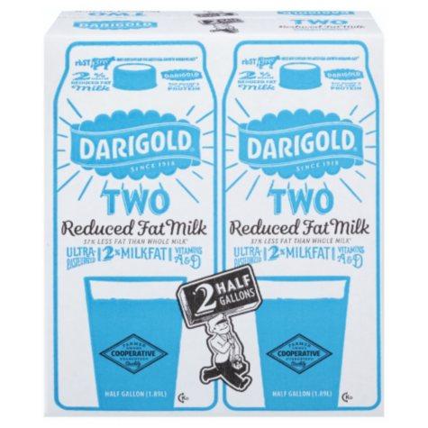Darigold 2% Reduced Fat Milk (64 oz. carton, 2 ct.)