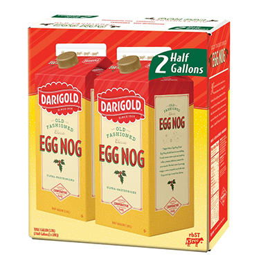 Darigold Old-Fashioned Egg Nog (64 oz. carton, 2 ct.)