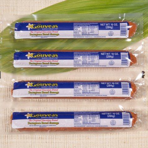 Gouveas Portuguese Sausage, 10 oz. (4 pk.)
