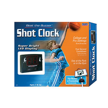 Beat the Buzzer Basketball Shot Clock