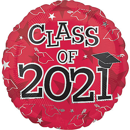 Class of 2020 Balloons (Choose Color)