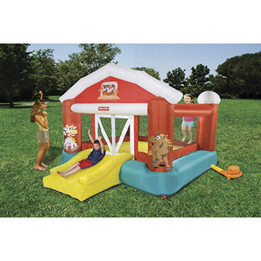 Fisher Price Barnyard Bouncer