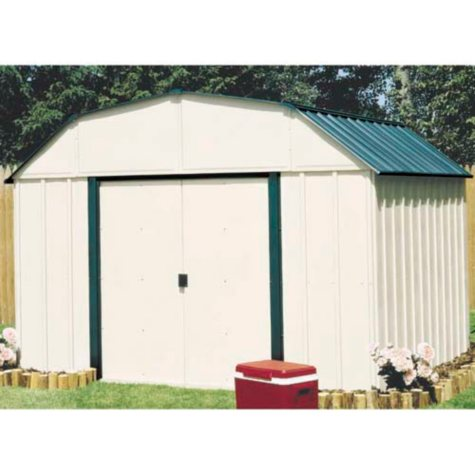 10' x 14' Arrow Sheridan Vinyl-Coated Steel Shed