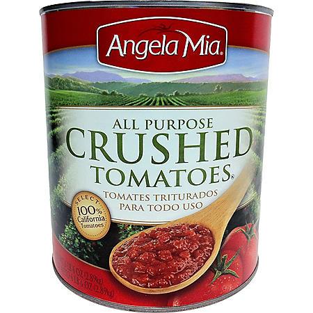 Angela Mia Crushed Tomatoes (102 oz.)