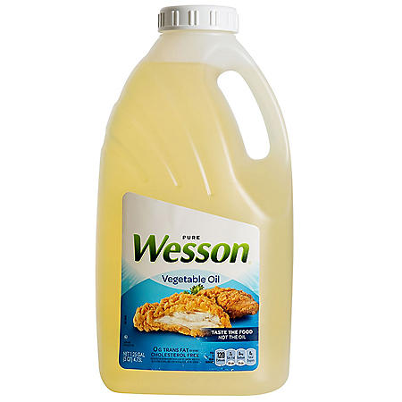 Pure Wesson® Vegetable Oil