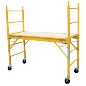 Pro-Series 6-Foot Multipurpose Scaffolding