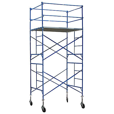 Scaffold Two Story Rolling Scaffold Tower