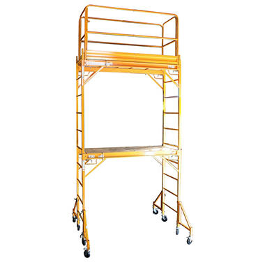 Pro-Series Two-Story Rolling Scaffold Tower