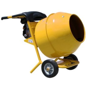 Pro-Series 5 Cubic Foot Gasoline Cement Mixer (2.5 HP)