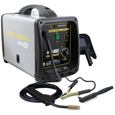 Pro-Series 125 Amp Fluxcore Welder Kit