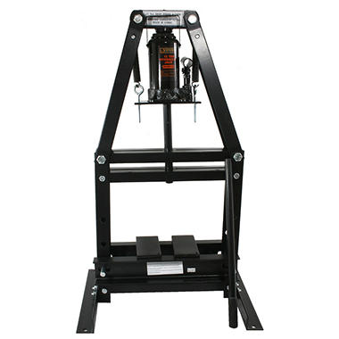 Black Bull 12 Ton A-Frame Shop Press