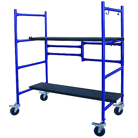 Pro-Series Roll And Fold Mini Scaffold