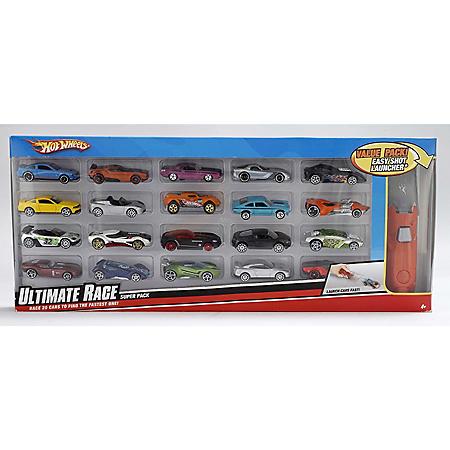 Hot Wheels® Ultimate Race Super Pack