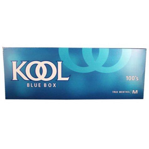 Kool Blue Menthol 100s Box (20 ct., 10 pk.)