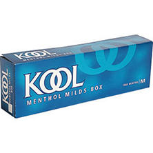 Kool Blue Menthol 85 Box 1 Carton