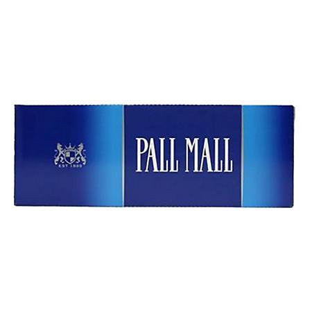 Pall Mall Blue 100s Box (20 ct., 10 pk.) $0.50 Off Per Pack