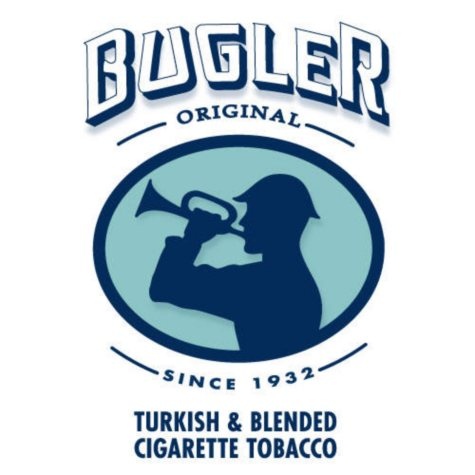 Bugler Gold Tobacco - 6 oz. can