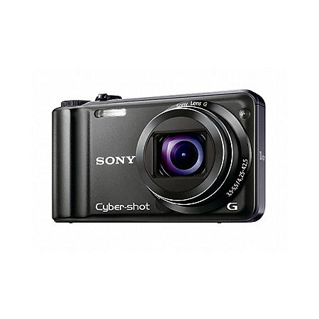 Sony Cyber-shot DSC-H55 14.1MP Digital Camera