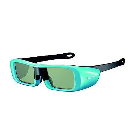Sony 3D Active Kids Glasses - Blue (Small Size)