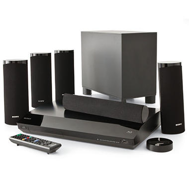 Sony 3D Blu-ray Disc Home Theater System
