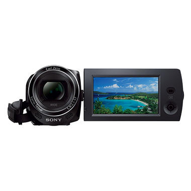 Sony HDR-CX230/B Full HD Camcorder with 27x Optical Zoom
