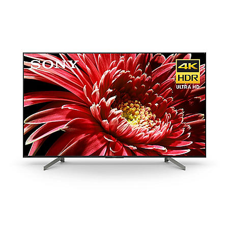"SONY BRAVIA® 65"" Class 850G Series 4K Ultra HD Smart HDR TV - XBR65X850G/C"
