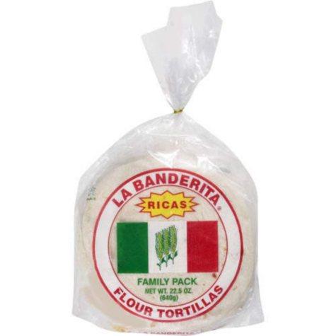 La Banderita Flour Tortillas (22.5 oz., 2 pk.)