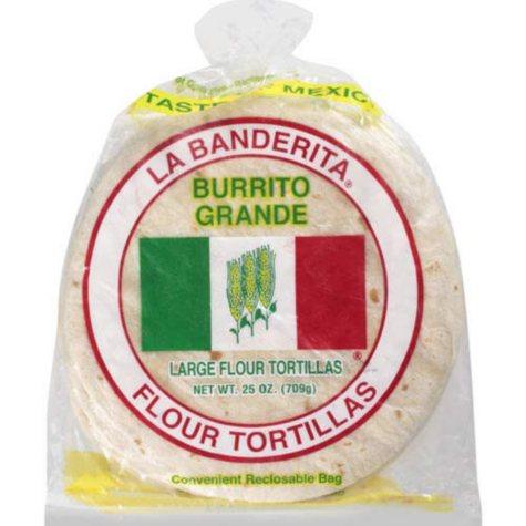 La Banderita® Large Flour Tortillas - 2/25oz