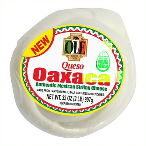 Ole Oaxaca Cheese (32 oz.)