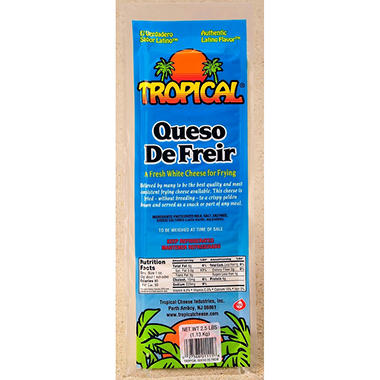 Tropical Queso De Frier (2.5 lbs.)