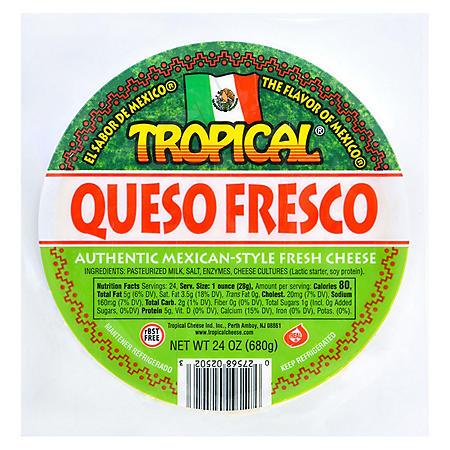Tropical Queso Fresco (24 oz.)