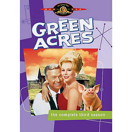 GREEN ACRES 3RD SSN MAY TV INLINE