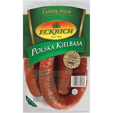 how to cook fresh polish sausage links