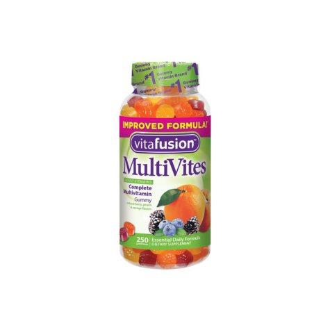 vitafusion MultiVites Gummy Vitamins (250 ct.)