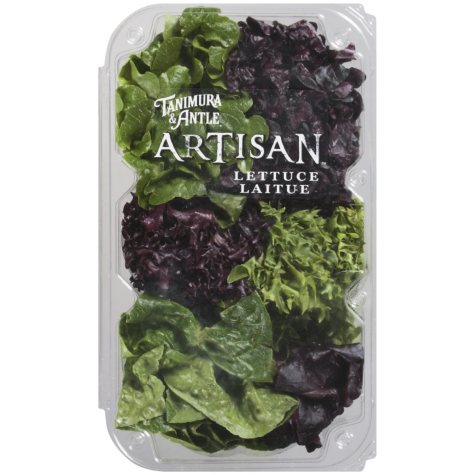 Tanimura & Antle Artisan Lettuce Clamshells (25 oz.)