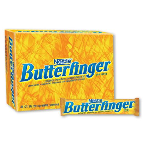 Nestle Butterfinger Candy Bar (36 ct.)