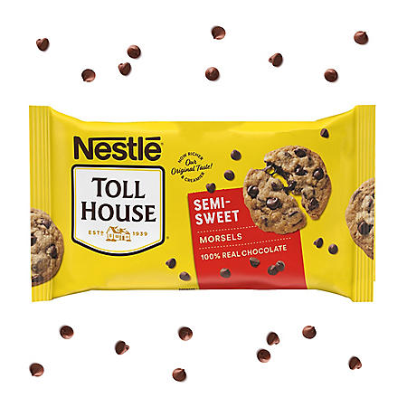 Nestle Chocolate Semi-Sweet Morsels (72 oz.)