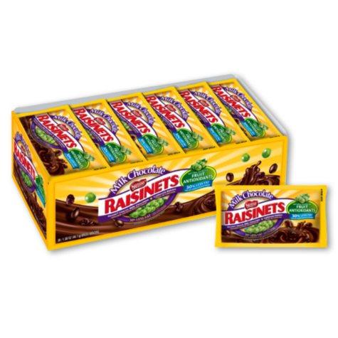 Nestle Raisinets (1.55 oz., 36 ct.)