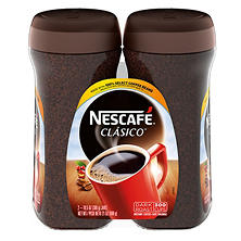 Nescafe Clasico Instant Coffee (10.5 oz., 2 ct.)