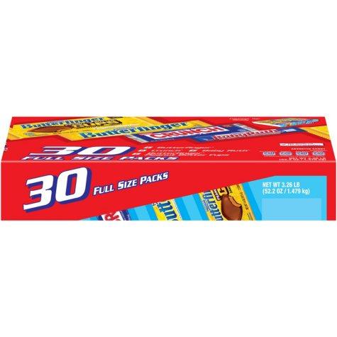 Nestle  Chocolate Variety Pack (30 ct.)