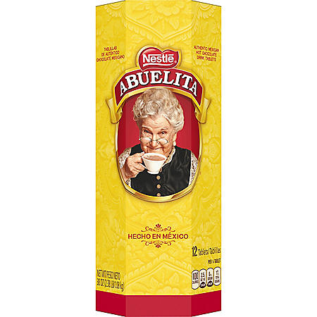 Nestle Abuelita Drink Mix (12 pk.)