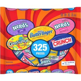 Nestle Assorted Candy Mix (6 lbs., 325 ct.)