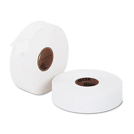Monarch 1136 - Pricemarker Labels, 2-Line, White - 2 Rolls