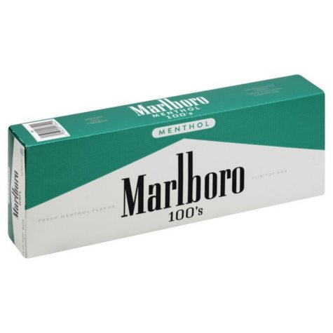 Marlboro Menthol 100s Box (20 ct., 10 pk.)