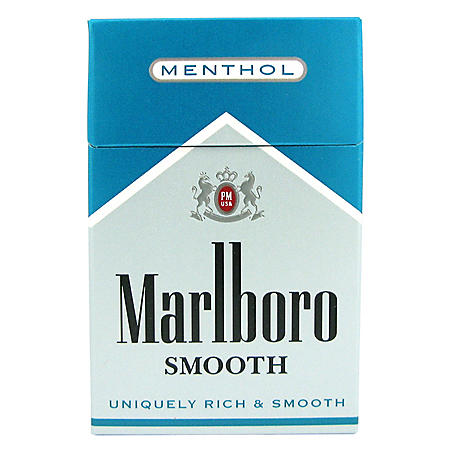 Marlboro Smooth Menthol King Box (20 ct., 10 pk.)