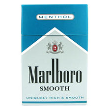 Marlboro Smooth Menthol - 200 ct.