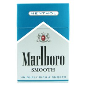Marlboro Smooth Menthol Box 1 Carton