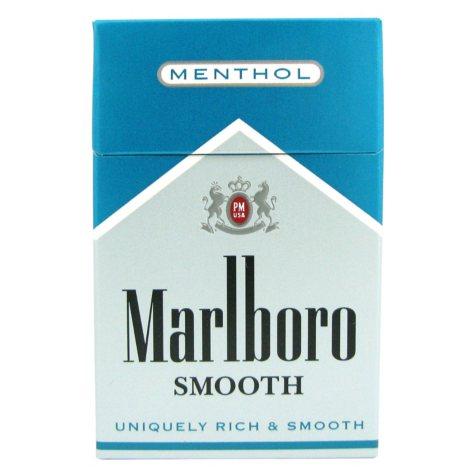 Marlboro Smooth Menthol Box 1 Carton